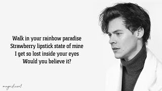 Harry Styles   Adore You (Lyrics)