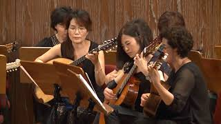 真善美 Sound of music / Bundang Mandolin Orchestra / Taiwan Mandolin Ensemble