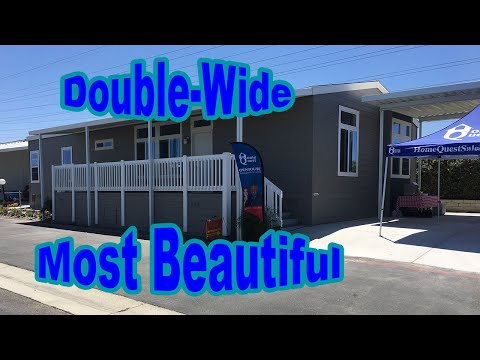 Most Beautiful Double Wide w/ Formal Dining Area. Silvercrest Bradford Series Manufactured Home