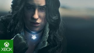 The Witcher 3: Wild Hunt The Trail Opening Cinematic