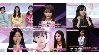 produce 48 miyawaki sakura and lee chaeyeon - TH-Clip