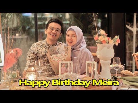 Meira 22nd Birthday Surprise :)