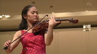 Sayaka Shoji plays Sibelius : Violin Concerto in D minor, Op.47