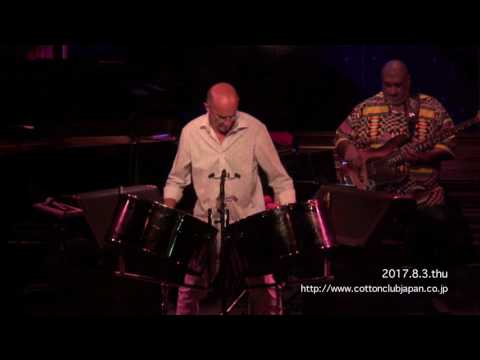 ANDY NARELL : LIVE @ COTTON CLUB JAPAN  (Aug.3,2017)