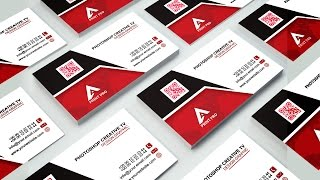 Modern Business Card Design | Photoshop Creative TV