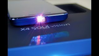 Unboxing - Allview X4 Soul Vision (telefon cu proiector) androidro.ro