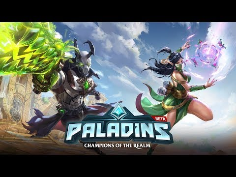Grinding For The The Steel Forged Title #9 [Paladins]