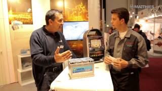 Matthies TV: Varta. Start-Stop-Technologie. Bleisäure, EFB oder AGM. Darauf kommt es an...
