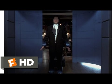 The Tuxedo (3/9) Movie CLIP - Suit Demonstration (2002) HD