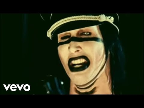 Marilyn Manson - The Fight Song (OV)
