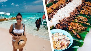 OUR FIRST FILIPINO BOODLE FIGHT ON AN AMAZING ISLAND