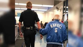 Staff kicks 92-year-old Out Of Bank, Then Police Take Him Back To Get Job Done