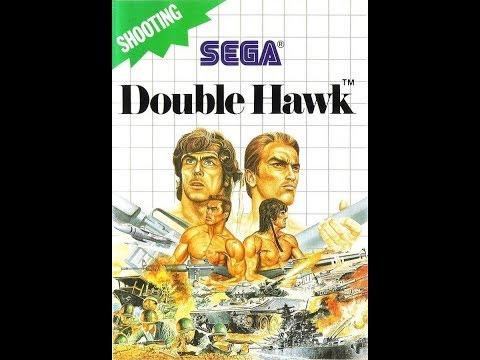 Sega Master System-Longplay-Double Hawk HD (E)