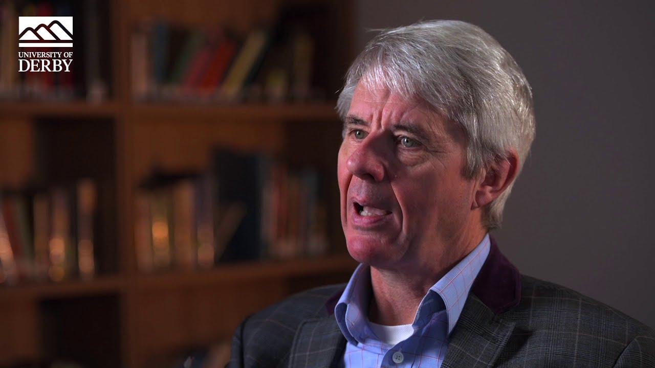 Alistair Hodge, Head of School of Humanities and Journalism.