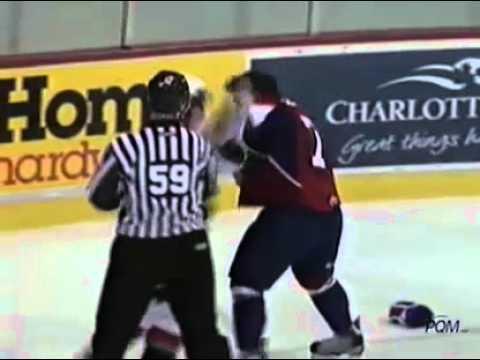 Matt Boudens vs Jimmy Oligny