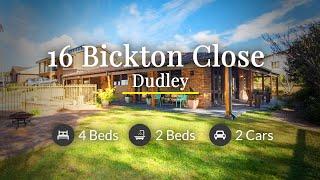 16 Bickton Close, Dudley