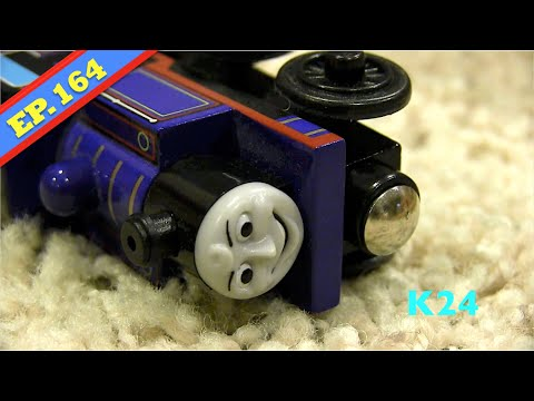 Wooden Brakes | Thomas & Friends Wooden Railway Adventures | Episode 164