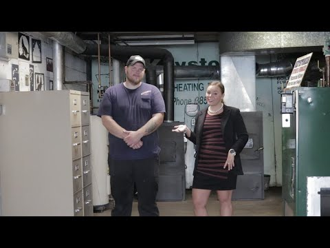 Keystoker Coal Stoves, Furnaces, and Boilers  - Factory Tour