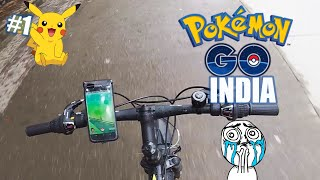Pokemon Go in Public India | Mumbai | Powai