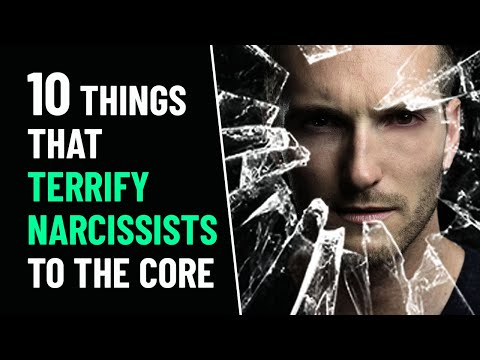 The 10 Things That Terrify Narcissists - Their Worst Fears Revealed