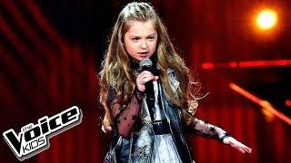 """Nela Zawadzka – """"Co mi Panie dasz"""" – Finał – The Voice Kids Poland"""