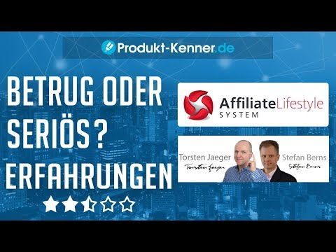 [FAZIT] Affiliate Lifestyle System Erfahrungen + Review | Business in a box im TEST!