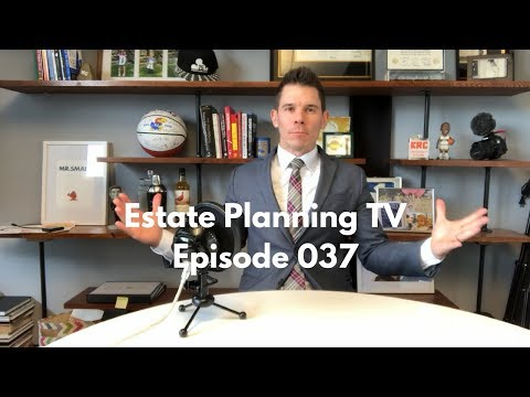 How Should I Distribute My Trust Assets To My Kids? | Estate Planning TV 037
