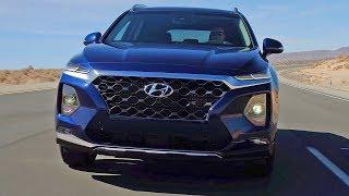 Hyundai Santa Fe (TM) 2018 - dabar