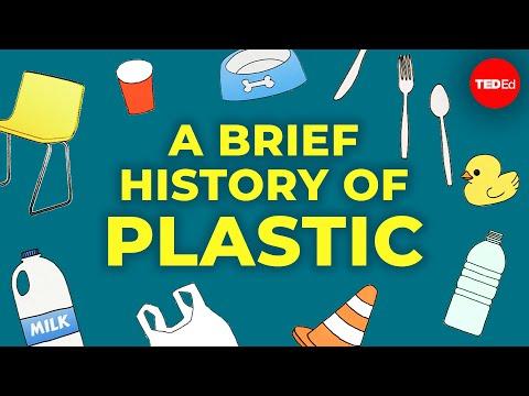 Historie plastů