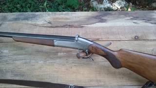"""""""Simplex"""", le fusil emblématique de la palombière."""