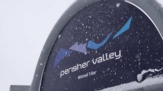 Early Season Storm Begins, Bringing 10cm Overnight.