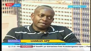 Uamuzi app, programu ya kuwaleta pamoja viongozi na wafuasi wao