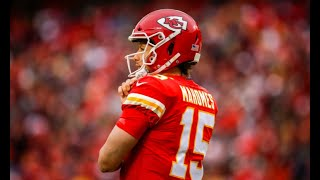 Patrick Mahomes Throws 4 Touchdowns in One Quarter