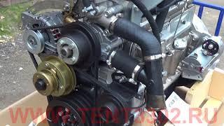 Двигатель УМЗ-4216 Газель Бизнес Евро-3.