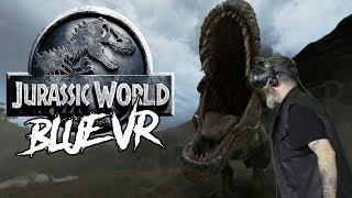 Jurassic World Blue VR (Oculus Virtual Reality)
