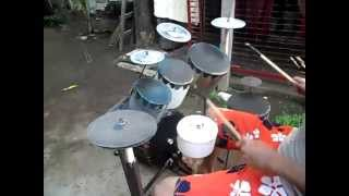 Angra - Spread Your Fire Drum Cover