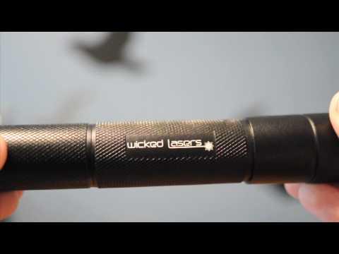 Wicked Laser – Spyder II GX Laser