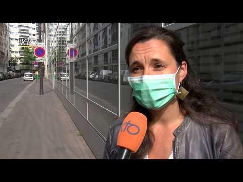 Covid-19 : infirmière en soins palliatifs, elle témoigne
