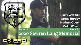 2020 SLM | RD1 F9 MPO | Wise, Wysocki, Barsby, Queen