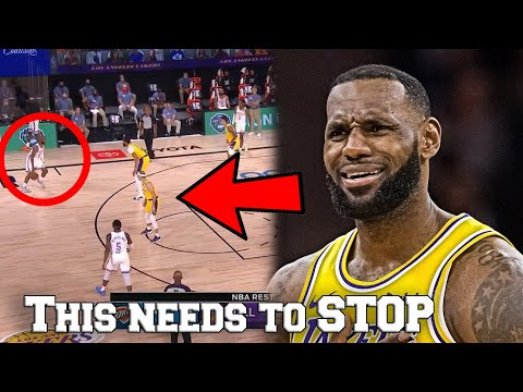 LeBron James, Anthony Davis and the LA Lakers Have a SCARY Problem (Ft. Defense Highlights)