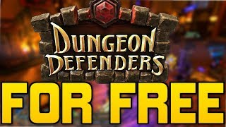DUNGEON DEFENDERS ►FOR FREE | CRACKED◄