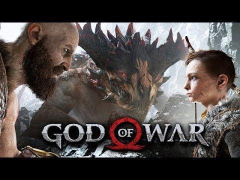 God of War Gameplay German #29 - Befreien wir einen Drachen