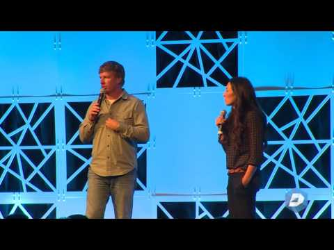 Chip and Joanna Gaines discuss their show's success at home builders conference