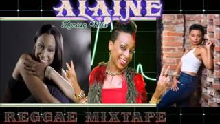 Alaine Best Of Reggae Lovers Rock Mixtape mix by Djeasy