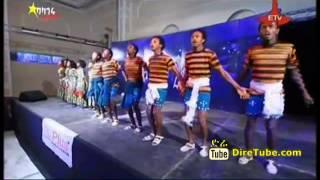 Balageru Idol Habesha Dance Contestant Crew 3rd Audition Addis Ababa