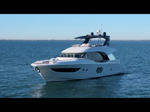 Monte Carlo Yachts MCY 70 video