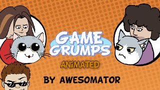 Game Grumps Animated Short: Mimi and Mochi