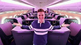 Singapore Airlines' INCREDIBLE New A380 Business Class