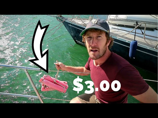 A Simple Trick to Help You Moor Your Boat | ⛵ Sailing Britaly ⛵