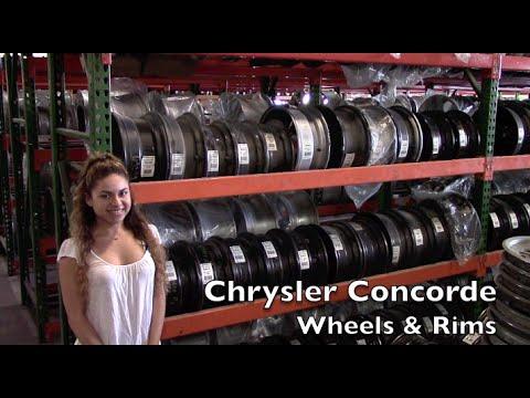 Factory Original Chrysler Concorde Wheels & Chrysler Concorde Rims – OriginalWheels.com